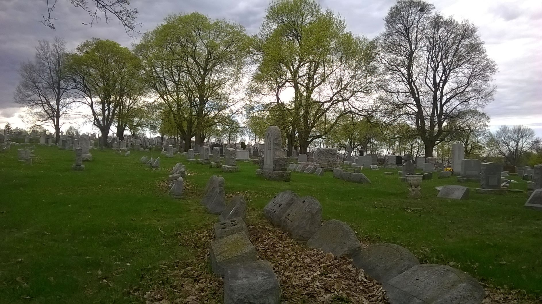 Researching Cemetery details